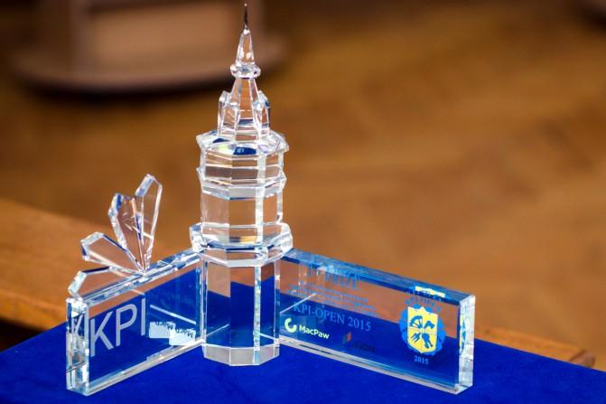 Crystal Prize of KPI-OPEN