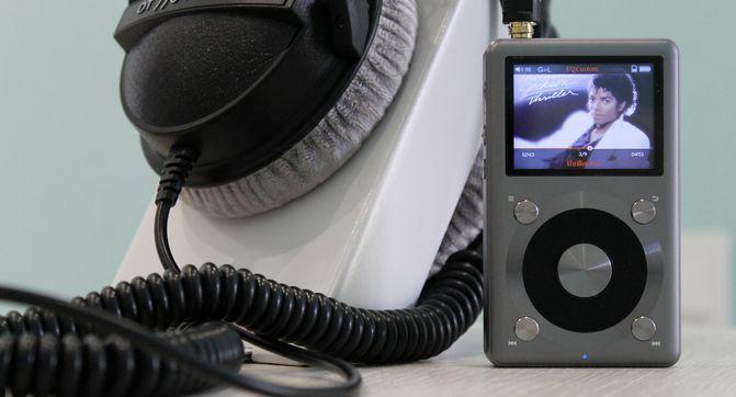 Обзор портативного Hi-Res плеера FiiO X3-II