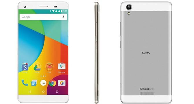 Lava Pixel V1 - новый смартфон в рамках программы Android One