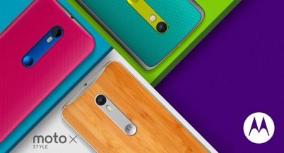 Презентация Motorola XGX 2015: смартфоны Moto G, Moto X Style и Moto X Play (+сравнение ТХ)