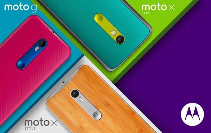 Moto 2015 Family Portrait