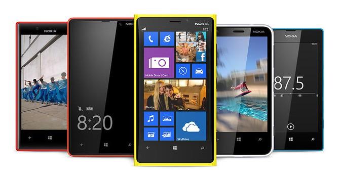 Стали известны технические характеристики смартфонов Microsoft Lumia 550, 750 и 850