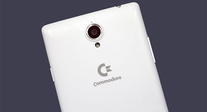 Вскоре на рынок выйдет Android-смартфон под названием Commodore PET