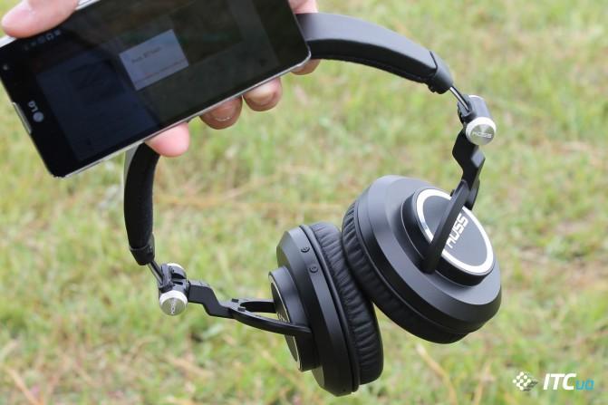 обзор беспроводных Bluetooth наушников Koss Bt540i Itcua