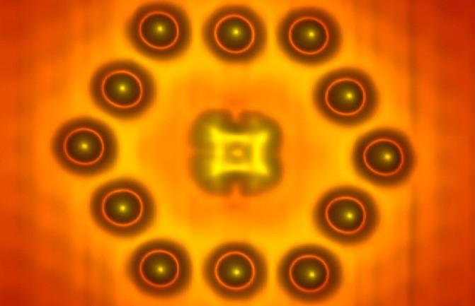 Исследователи создали транзистор из одной молекулы