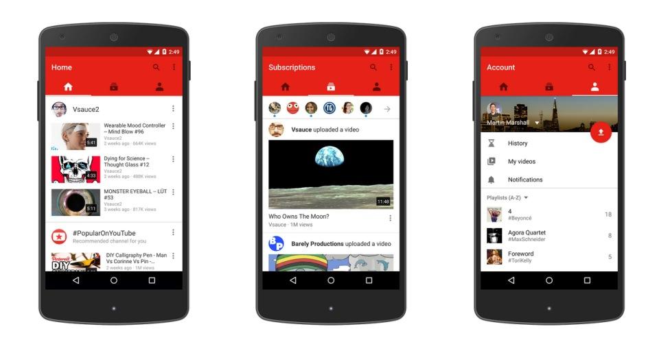Скачать приложение ютуб на андроид бесплатно на русском