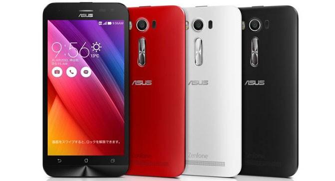 ASUS подготовила к выпуску смартфоны Zenfone 2 Deluxe и Zenfone 2 Laser