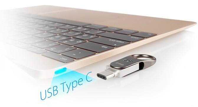 Silicon Power выпустила флэш-накопитель Mobile C80 с поддержкой USB Type-C и USB Type-A