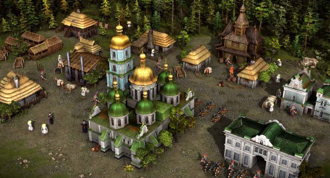 Cossacks 3  Ukraine