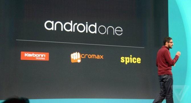 Google снизит стоимость смартфонов в рамках программы Android One