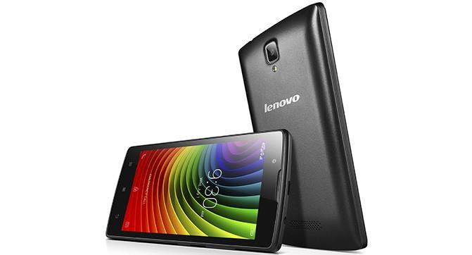 Lenovo представила в Украине доступный смартфон A2010