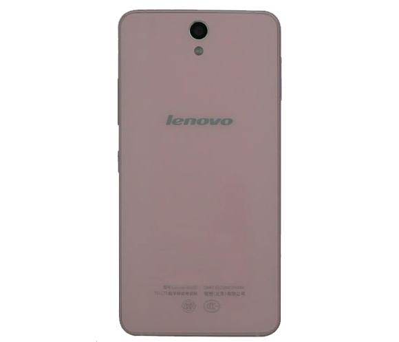 Lenovo Vibe S1 может стать первым в мире смартфоном с двойной фронтальной камерой