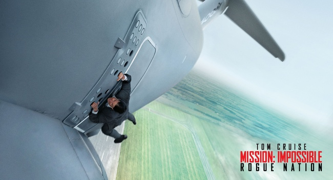 Mission: Impossible – Rogue Nation / «Миссия невыполнима: Племя изгоев»