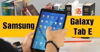 Видеообзор планшета Samsung Galaxy Tab E SM-T560