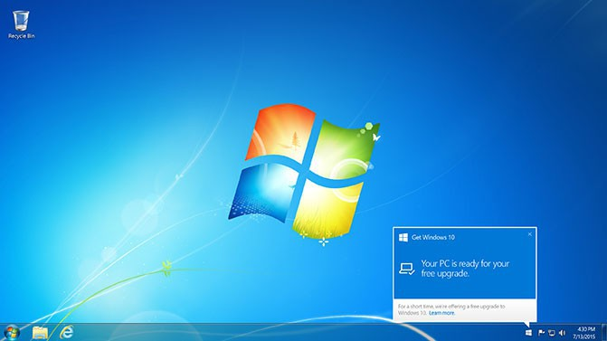 За неполный месяц Windows 10 была установлена на 75 млн устройств