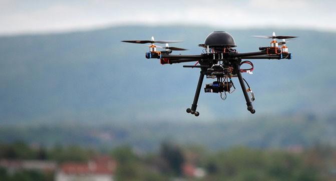 Украинская служба «Интайм» планирует запустить доставку при помощи дронов