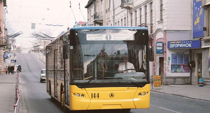 В Тернополе началось тестирование автоматизированной системы оплаты проезда