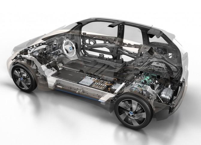 Куцый BMW i3 на самом деле является революцией в мире автомобилей: электропривод с возможностью подзарядки АКБ от встроенного ДВС-генератора; необычный минивэно-образный кузов с распашными дверями; повсеместное использование переработанных материалов; и, наконец, рамная алюминиево-карбоновая конструкция