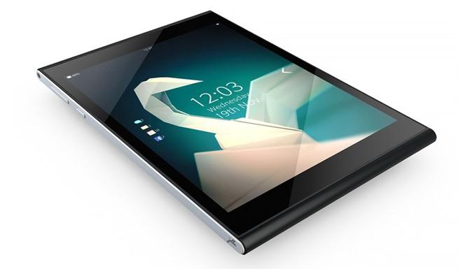 Планшет Jolla Tablet на базе Sailfish OS стал доступным для предварительного заказа