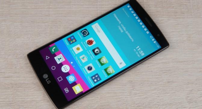Обзор смартфона LG G4s: экономия на спичках