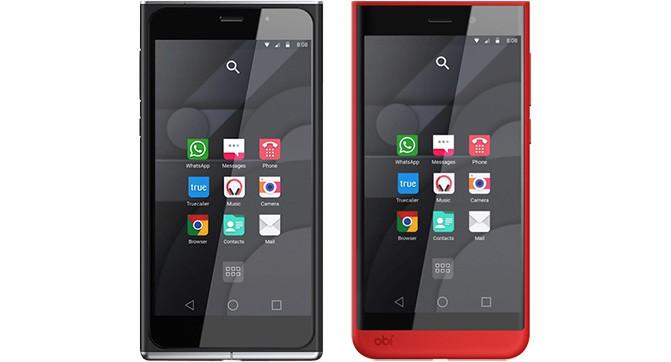 Obi Worldphone анонсировала доступные смартфоны с оригинальным дизайном
