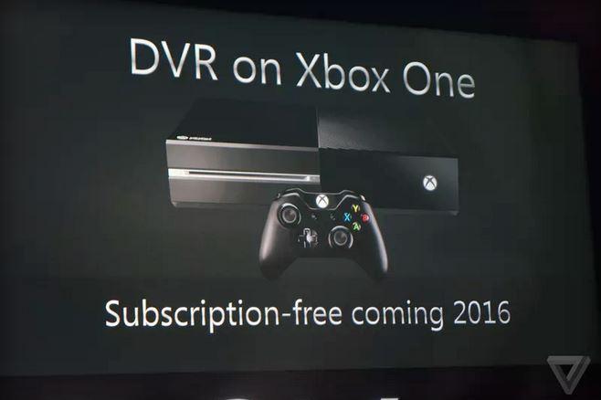В следующем году Xbox One получит функцию цифрового записывающего устройства