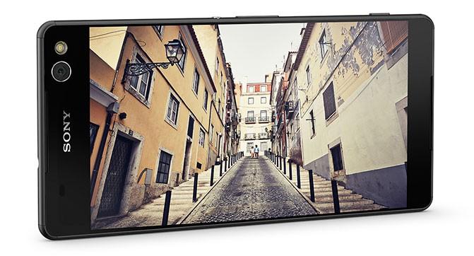 Sony Xperia C5 Ultra - 6-дюймовый фаблет для любителей селфи