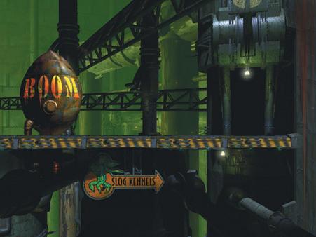 В Steam бесплатно раздают Oddworld: Abe's Oddysee
