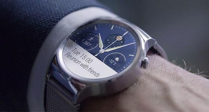 Продажи умных часов Huawei Watch по цене от $349 стартуют через 2 недели