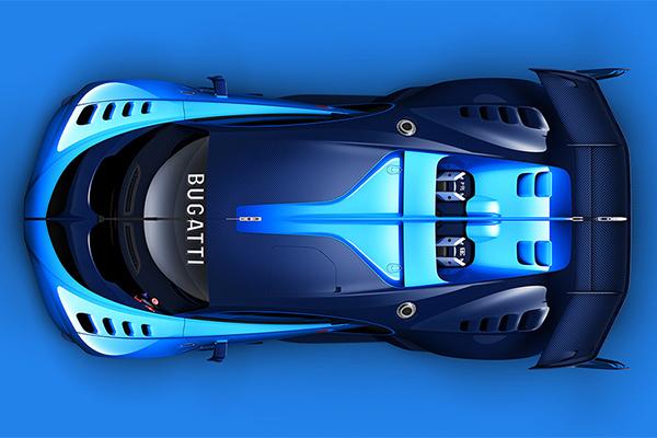 Bugatti воплотила в реальность виртуальный гиперкар из игры Gran Turismo 6