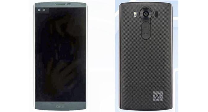 Смартфон LG V10 получит дополнительный дисплей