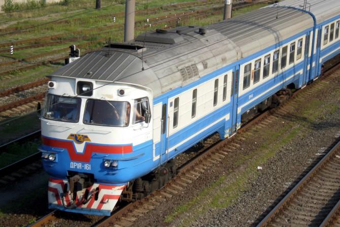 Рівненські потяги