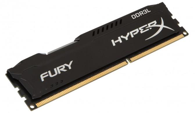 HyperX FURY DDR3 Memory - Low Voltage