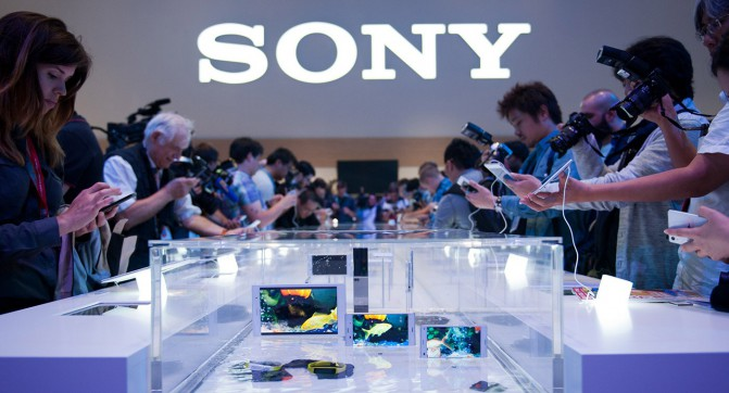 IFA 2015 Sony