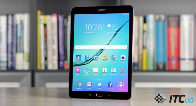 Обзор Samsung Galaxy Tab S2 9.7: где тонко, там не рвётся