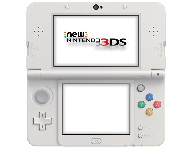 Портативная консоль New Nintendo 3DS со сменными панелями поступит в продажу за пределами Японии