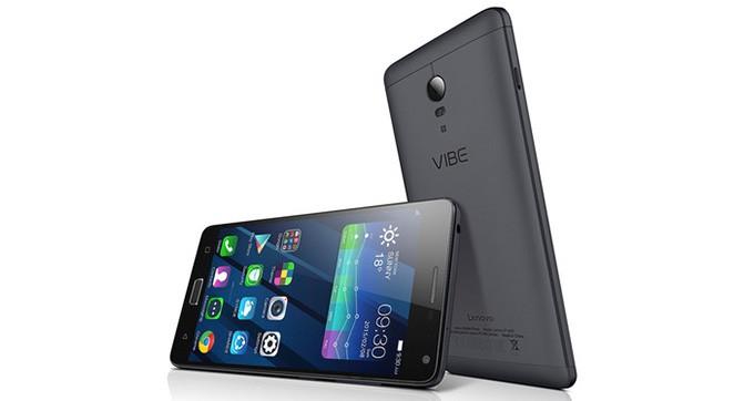 Lenovo анонсировала смартфоны Vibe P1 и Vibe P1m с аккумуляторами большой ёмкости