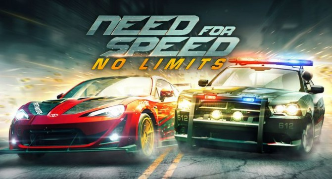 Need for Speed No Limits Mod Apk 5.5.2 (Money/Nitrous) + Data Android-upupfree