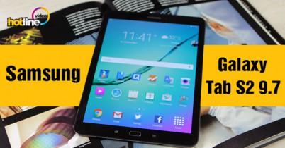 Видеообзор планшета Samsung Galaxy Tab S2 9.7