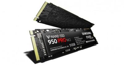 Samsung 950 Pro SSD: скоростные накопители M.2 NVMe