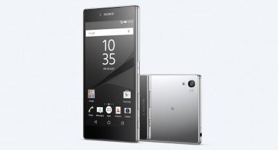 Sony Xperia Z5 Premium – первый в мире смартфон с 4K-экраном