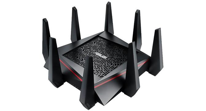 ASUS показала самый быстрый в мире Wi-Fi роутер RT-AC5300