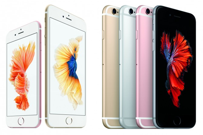 Айфон 6 плюс – первый фаблетот эппл