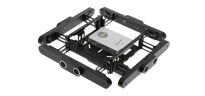 В Украине начались продажи модульного программируемого квадрокоптера DJI Matrice 100