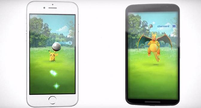 Игра о покемонах - Pokémon Go - появится на мобильных устройствах с iOS и Android