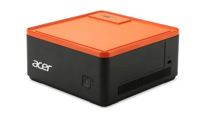 Acer создала модульный настольный компьютер Revo Build M1-601