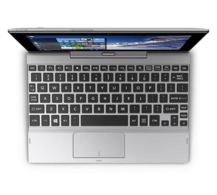 Toshiba подготовила к выпуску гибридный ноутбук Satellite Click 10