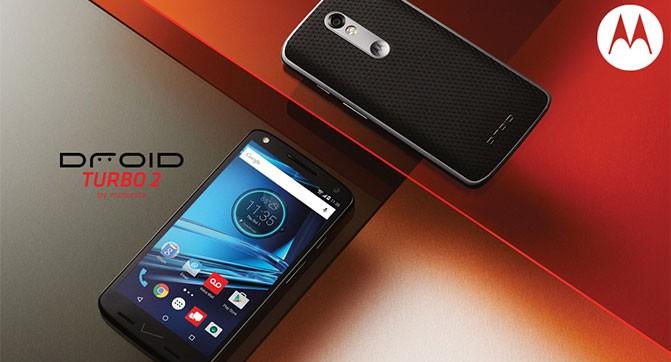 Motorola выпустила смартфоны DROID Turbo 2 и DROID Maxx 2