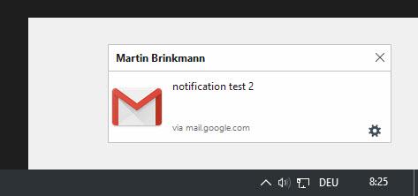 Firefox-notifications
