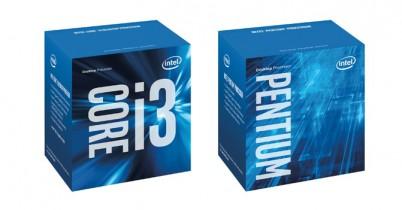 В продаже появились процессоры Intel Core i3 и Pentium c архитектурой Skylake